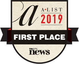 A-list first place in printing